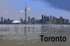 Toronto cartoon