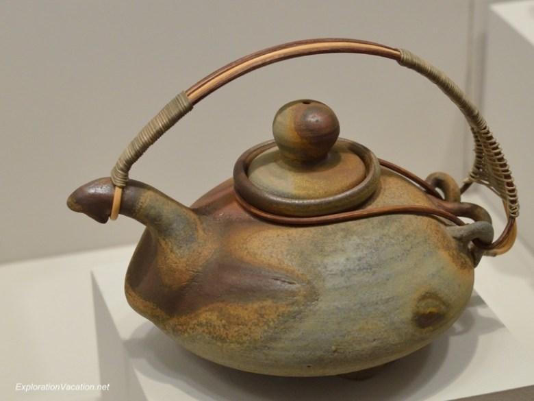 20131228-DSC_2524 elegant teapot at the Weisman Art Museum