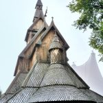 Stav church at the Hejmkomst center fargo north dakota