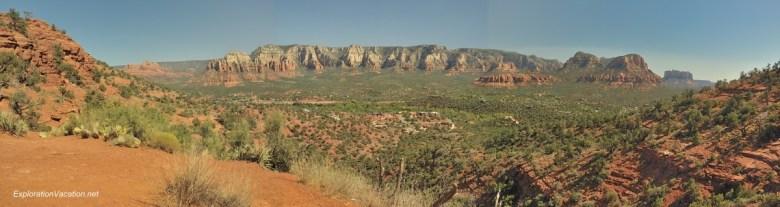 Sedona Arizona Panorama