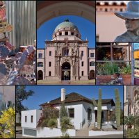 Tucson Arizona collage