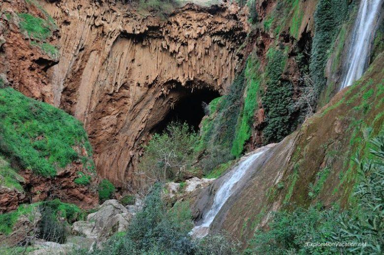 Imi-n-Ifri natural bridge in Morocco DSC_6326