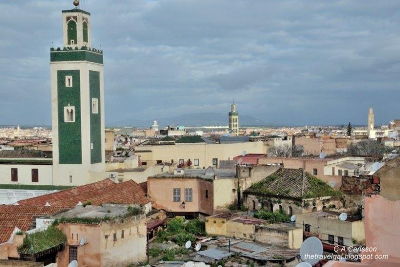 7 2013 DSC_0667 Riad d'Or in Meknes Morocco -