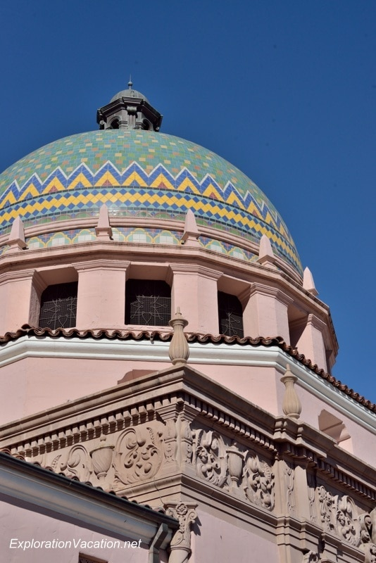 Historic Tucson, Arizona: The Old Pima County Courthouse
