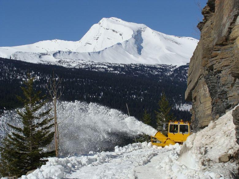Glacier National Park - 4  Little Granite area 4-30 14084159575_bf97e99235_b