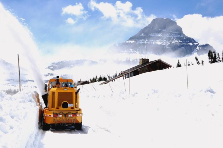 Glacier National Park - Logan Pass Visitor Center - 6-11 14219522309_215d48a784_b