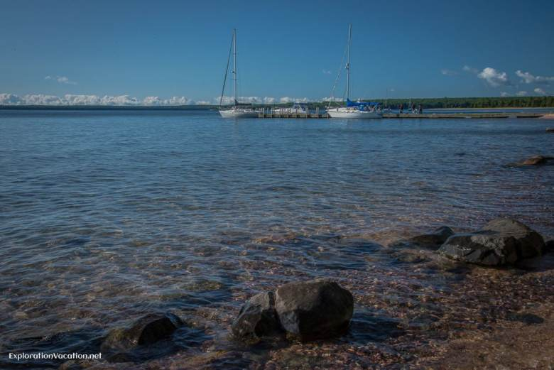 Rocky Island in Wisconsin's Apostle Islands 20140827-DSC_2042