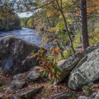 Fall in Minnesota's Banning State Park - www.ExplorationVacation.net