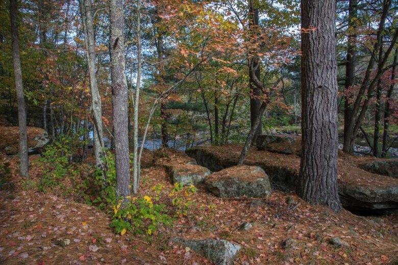Fall in Banning State Park Minnesota - ExplorationVacation.net