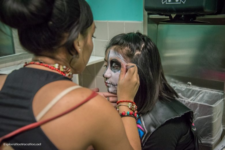 Preparing for the Day of the Dead in Minneapolis Minnesota - ExplorationVacation.net