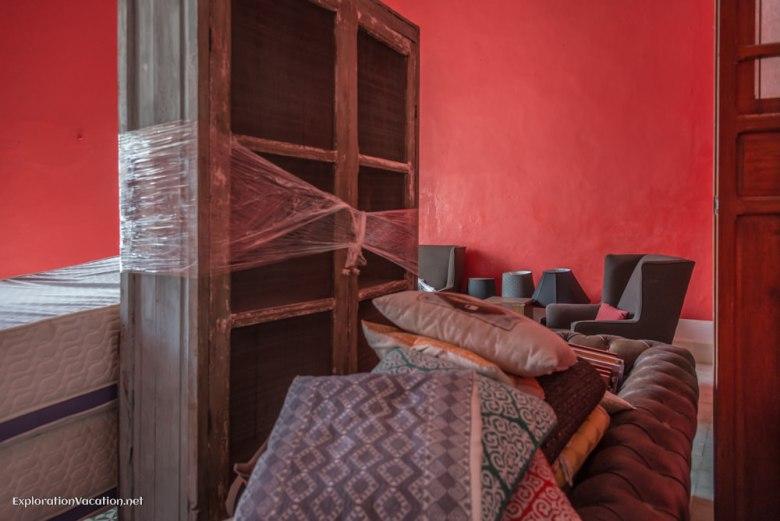 Merida Mexico house tour in house under construction- 6 ExplorationVacation 20141125-DSC_8288
