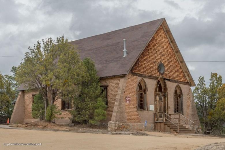 Pinos Altos New Mexico 24 - Hearst Church - ExplorationVacation 20150317-DSC_1325