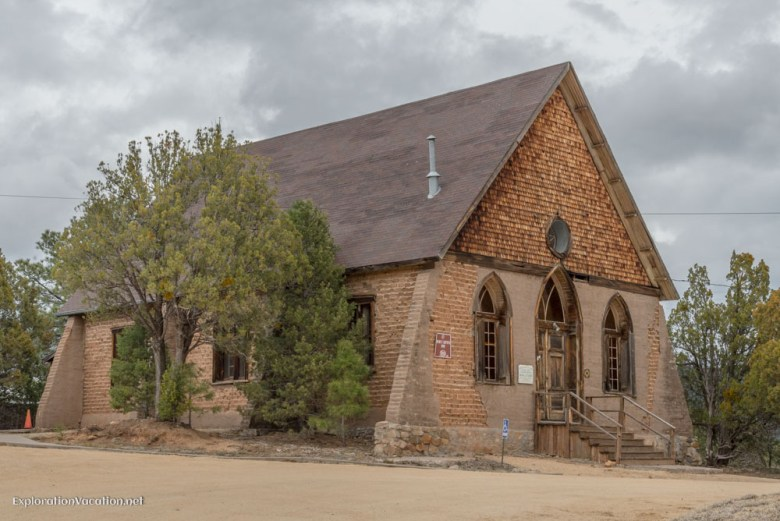 Pinos Altos New Mexico 24 - Hearst Church - ExplorationVacation 20150317-DSC_1325
