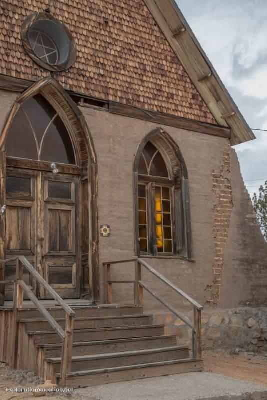 Pinos Altos New Mexico 28 - Hearst Church - ExplorationVacation 20150317-DSC_1305