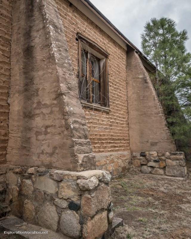 Pinos Altos New Mexico 30 - Hearst Church - ExplorationVacation 20150317-DSC_1329