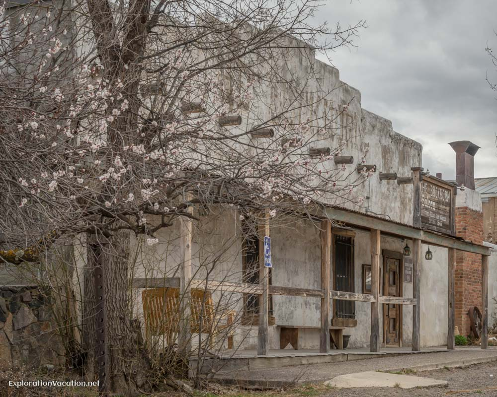 It only looks like a ghost town, Pinos Altos, New Mexico