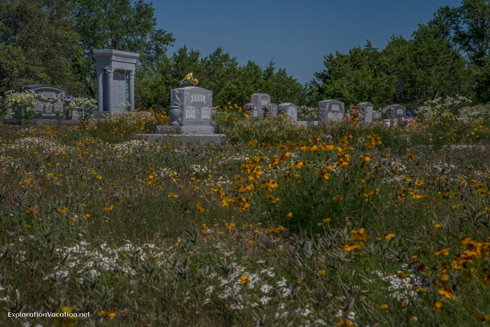 Christ Lutheran Cemetery, Cherry Spring, Texas