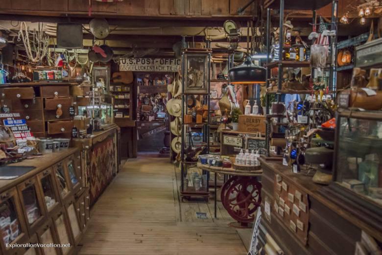 Luckenbach Texas Hill Country - ExplorationVacation.net