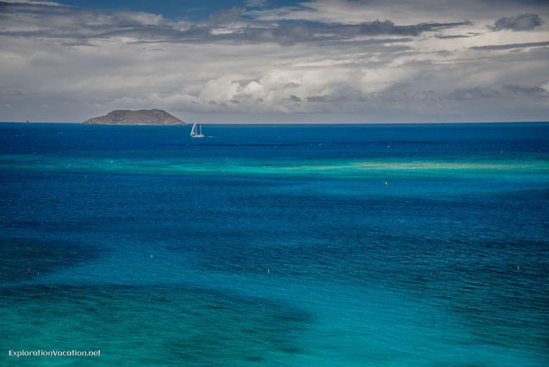 Trunk Bay St John US Virgin Islands - ExplorationVacation.net