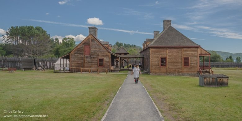 Great hall and kitchen at Grand_Portage Minnesota