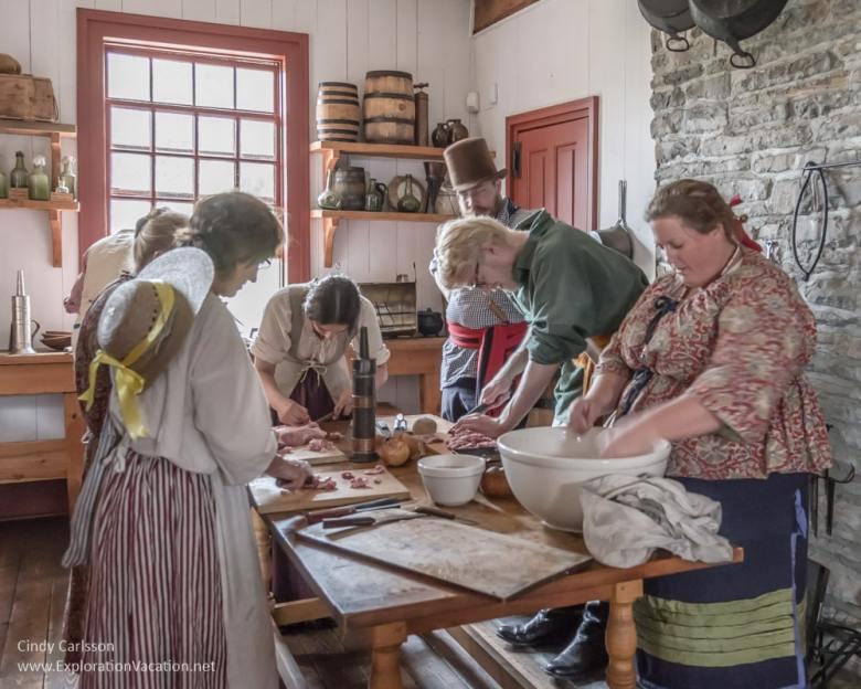 Voyageurs at Grand Portage Monument Minnesota – ExplorationVac