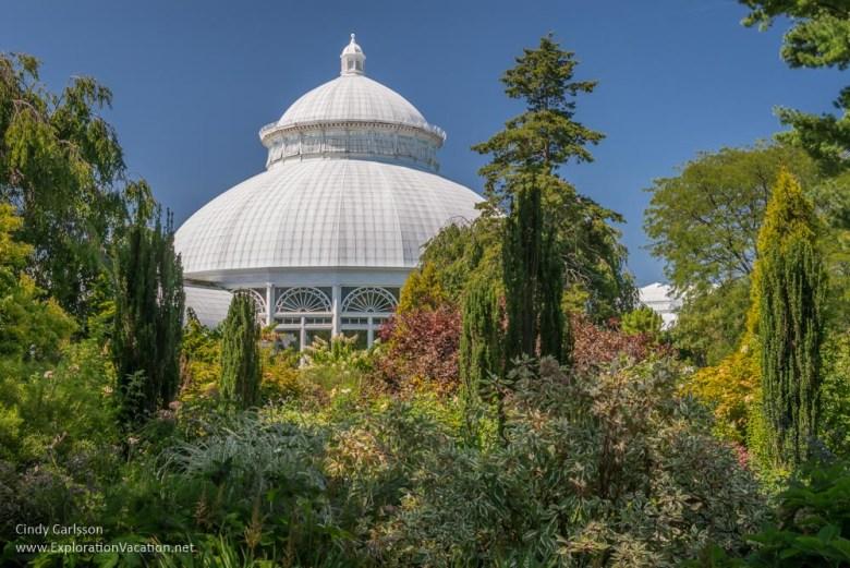 conservatory New York Botanical Garden NYC