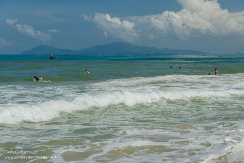 China Beach Vietnam - ExplorationVacation