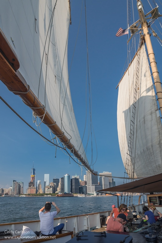 sails and Manhattan