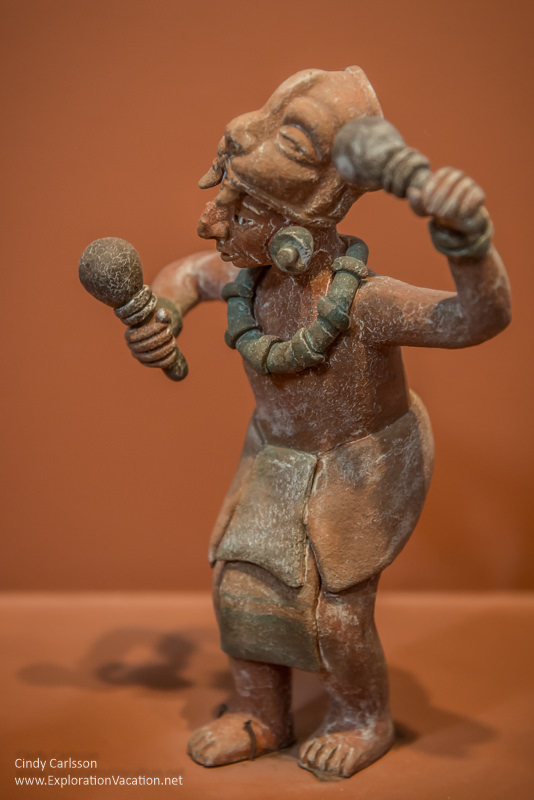 dancing figure