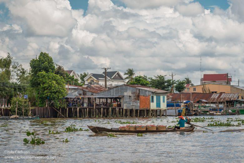 Mekong Delta Vietnam -ExplorationVacation.net