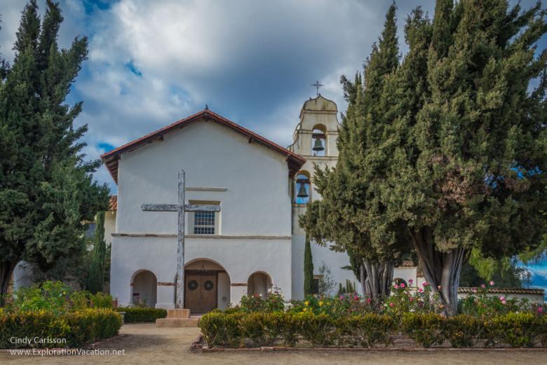 Mission San Juan Bautista California