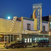 Main Street Theater, Sauk Centre, Minnesota