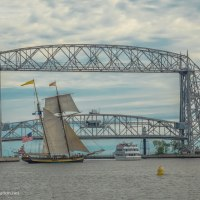 Pride of Baltimore at the Duluth Tall Ship Festival - www.ExplorationVacation.net