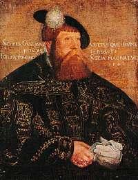Swedish King Gustav Vasa