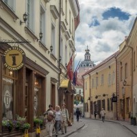 Vilnius Lithuania - www.ExplorationVacation.net
