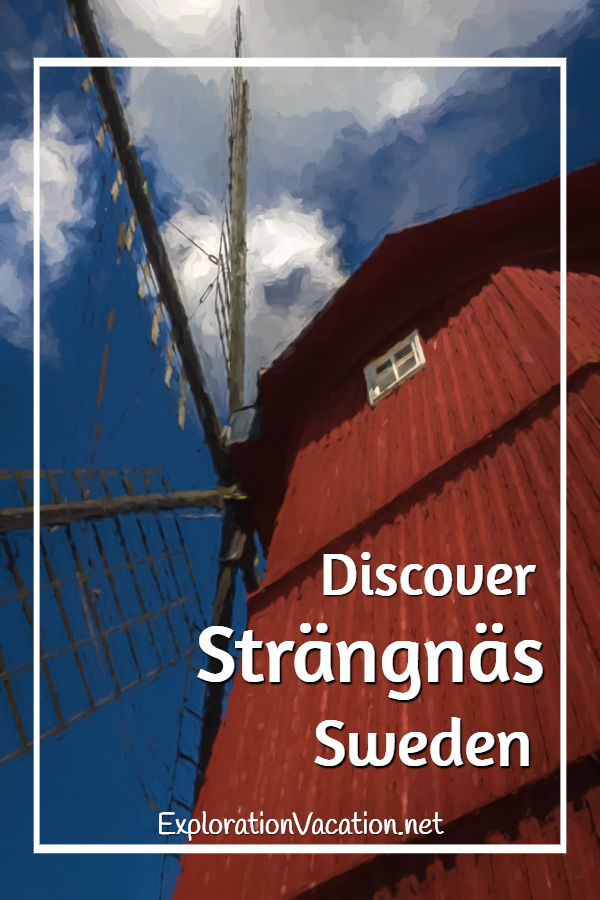 Historic Strängnäs #Sweden is the perfect place to wander - ExplorationVacation #VisitSweden #StockholmCountryBreak #summerinsweden
