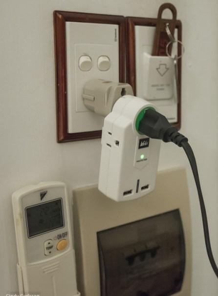 electric surge protector - ExplorationVacation