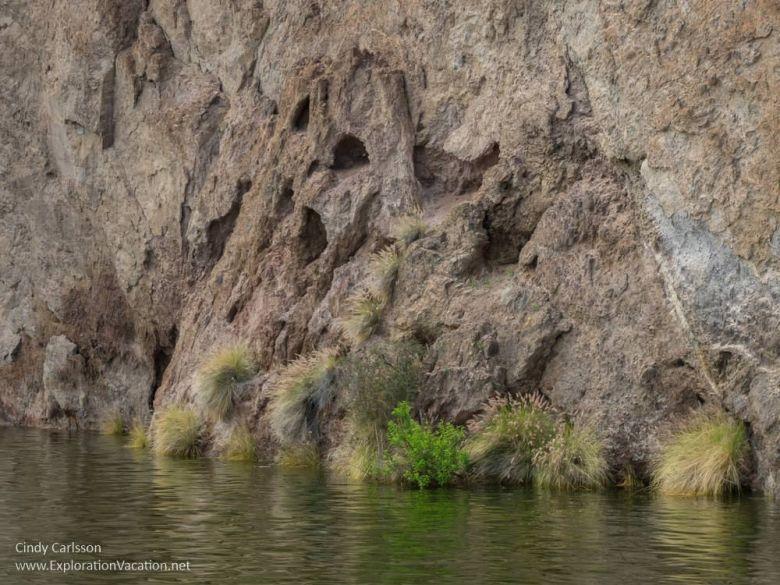 Dolly Steamboat cruise Canyon Lake Apache Trail Arizona - www.explorationvacation.net
