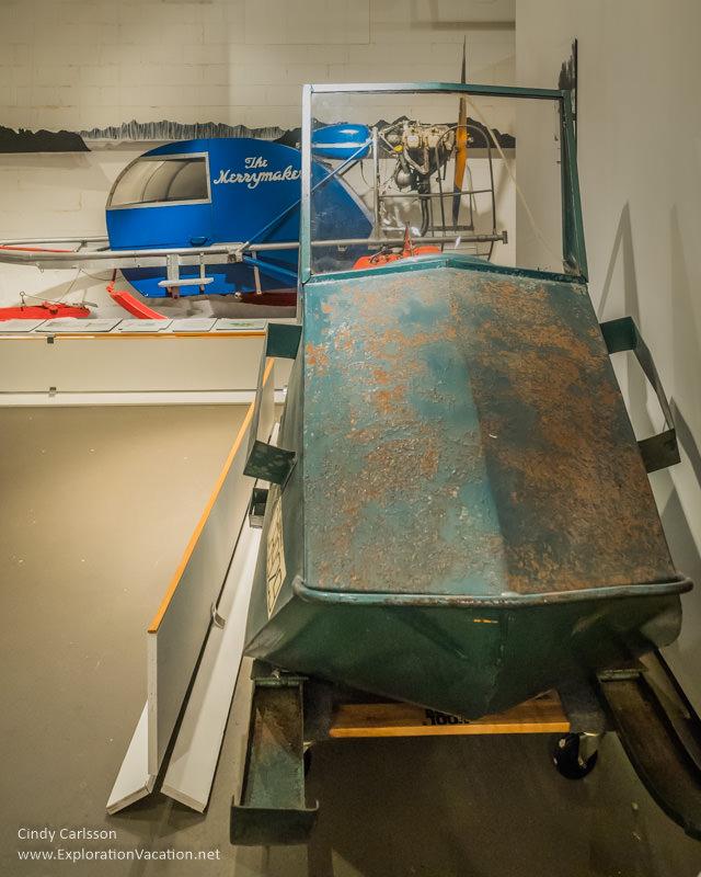 Koochiching County Museum International Falls Minnesota www.ExplorationVacation.net