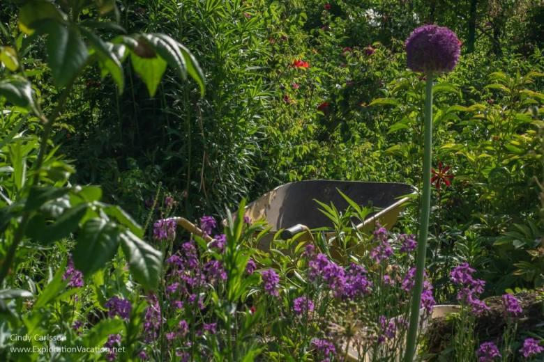 Monet's Garden Giverny France - www.explorationvacation.net