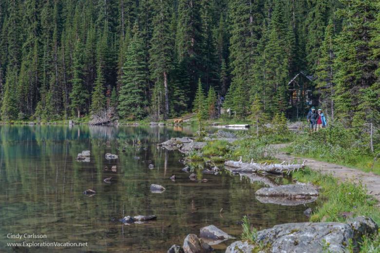Lake O'Hara Yoho National Park Canada - www.ExplorationVacation.net