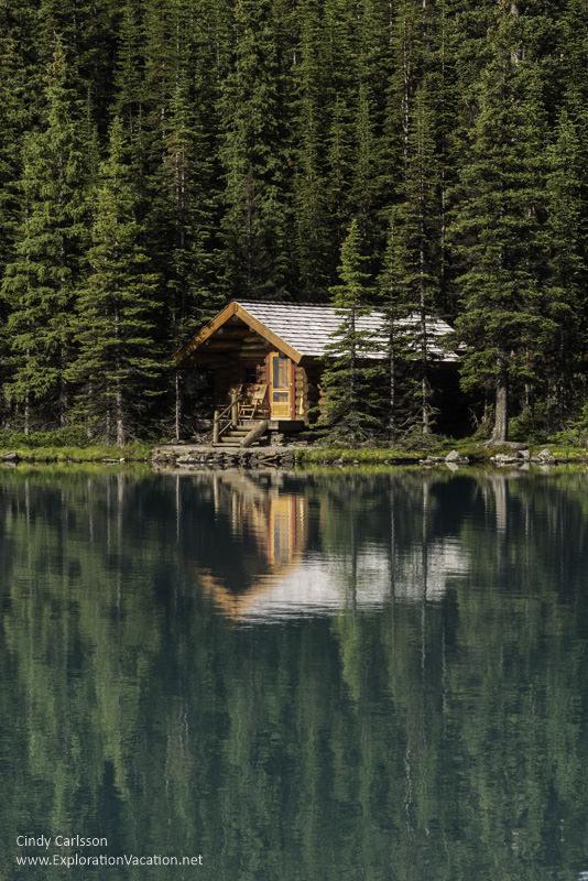 Lake O'Hara Lodge Yoho National Park British Columbia Canada - www.ExplorationVacation.net