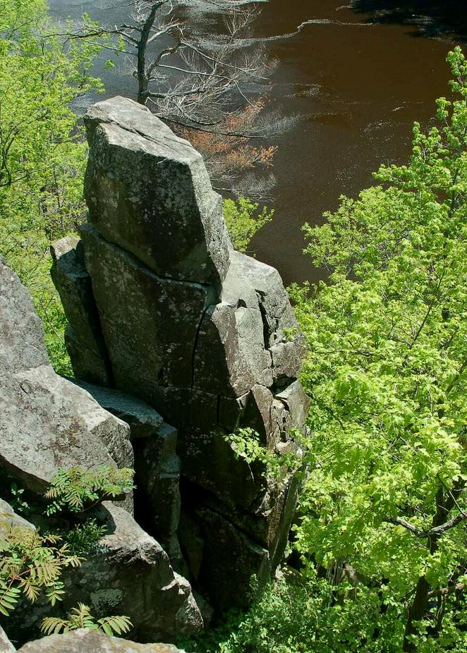 Minnesota's Interstate State Park -www.ExplorationVacation.net