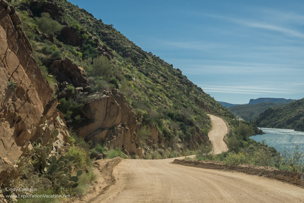 Take a road trip on Arizona's Apache Trail Historic Road
