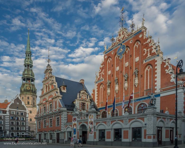 Riga Latvia - www.ExplorationVacation.net