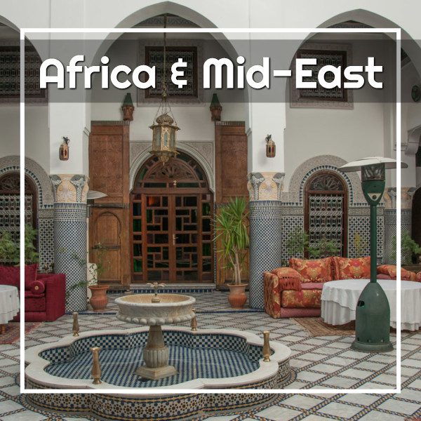 Africa and Middle East Home Page - ExplorationVacation