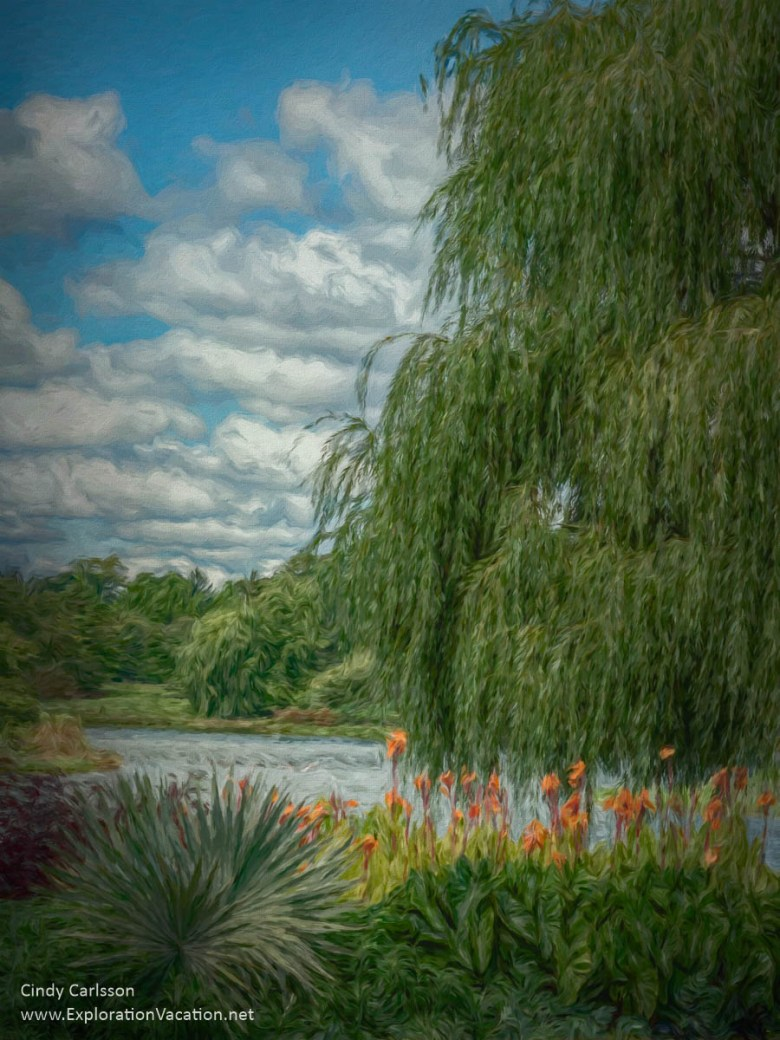 Beauty Abounds at the Chicago Botanic Garden - ExplorationVacation