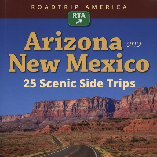 Book review: A great guide to 25 awesome scenic side trips in Arizona and New Mexico