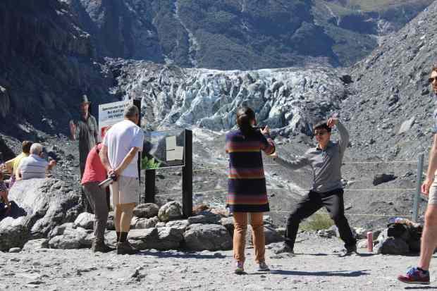 Gletscher Gletschertour Neuseeland