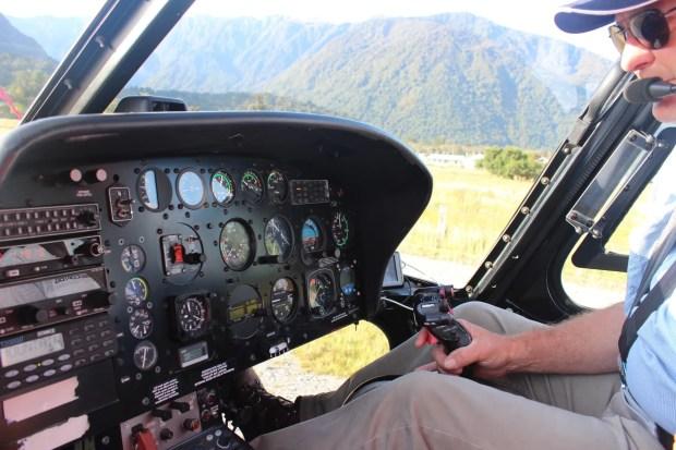 Hubschrauber Gletschertour Neuseeland